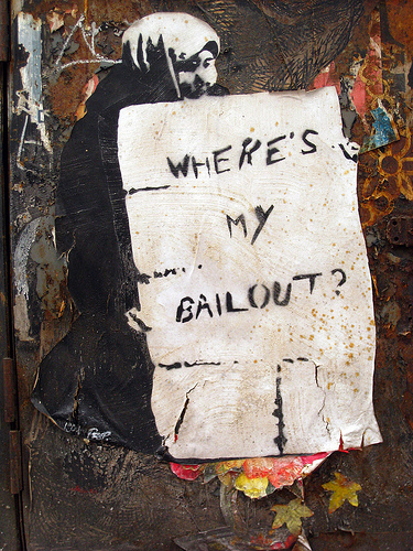 "Icon Propaganda's ""Where's My Bailout?"""