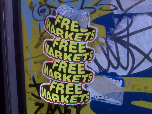 Enjoy Free Markets