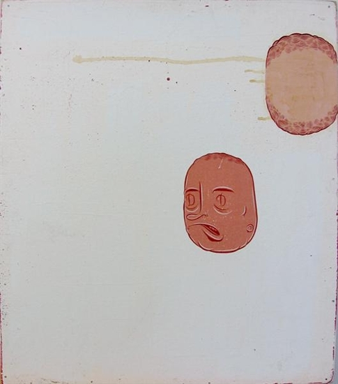 "Barry McGee ""Untitled"" 1999"
