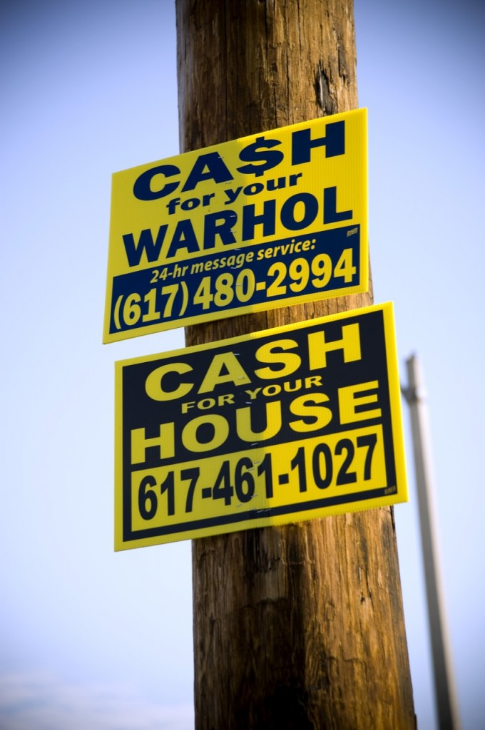 cash for your warhol brighton