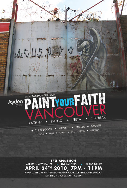 Paint Your Faith