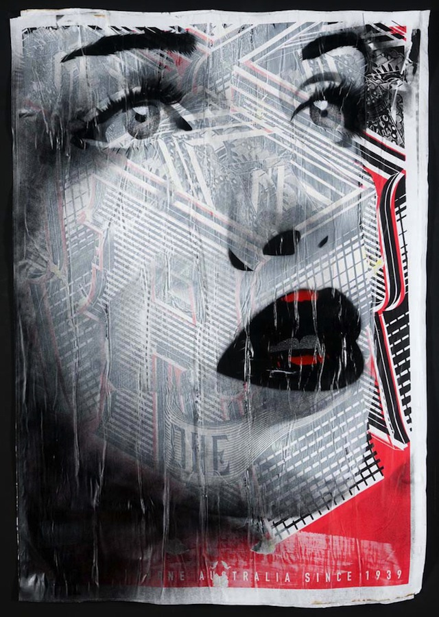 Rone Marshall  portaits painting fine Art Work Collection