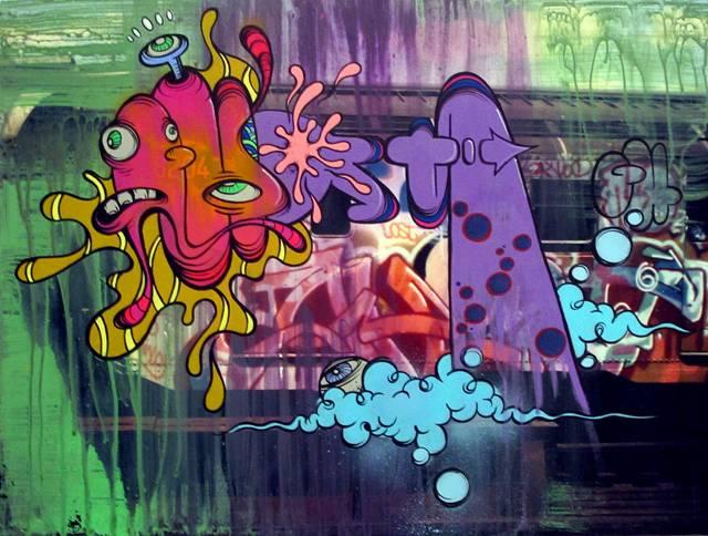 Vandalog A Viral Art And Street Blog GHOST