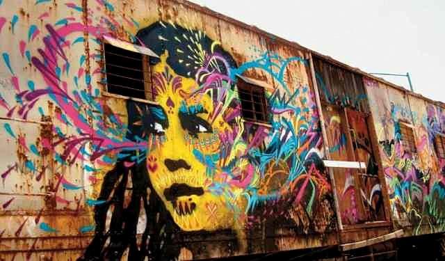 Vandalog A Viral Art And Street Art Blog 187 Jay J Son