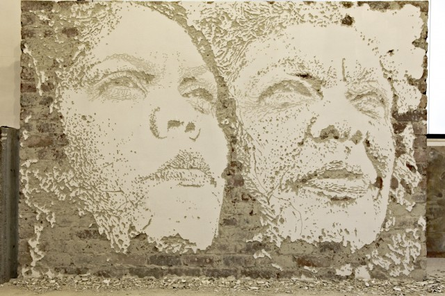 Vhils Dissolve