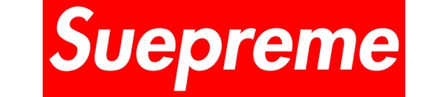 Suepreme by Kidult