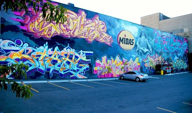 Keele Wall