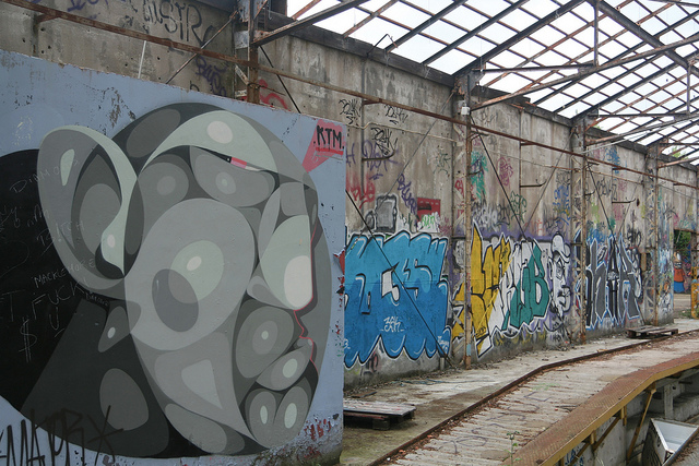 Alber in Bordeaux, France.