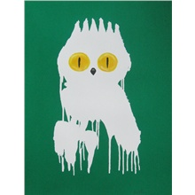 Dripping Owl #11