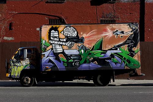 ADHD Truck
