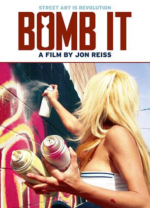 Bomb It DVD