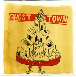 Ghost Town by Ezra Li