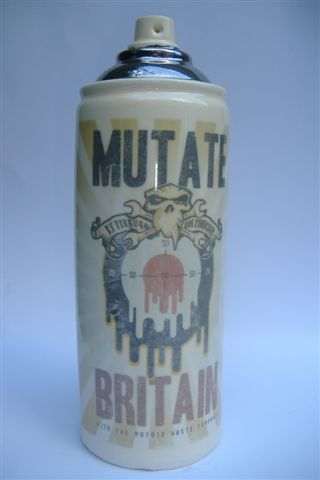 Mutate Spraycan