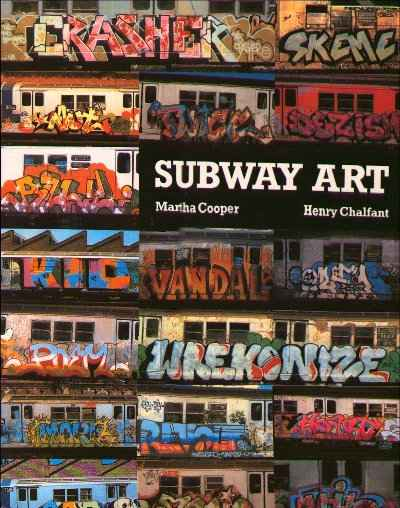 Subway Art Book
