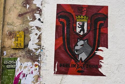 LukeDaDuke Berlin Poster