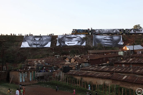 jr kibera trains