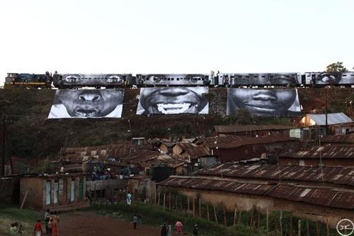 jr kibera trains