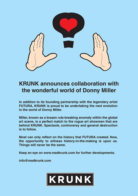KRUNK Donny Miller