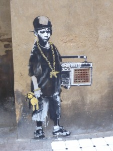 Banksy Dalston