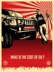 OBEY Cost of Oil