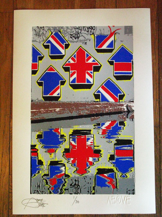 Union Jack Arrows