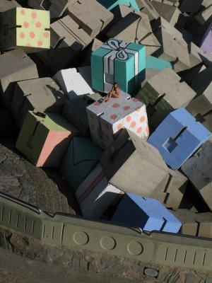 Nomad Cubes