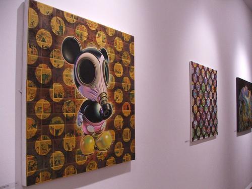 Mickey Mask