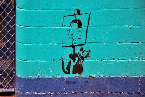 Not Banksy