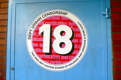 Urban Censorship