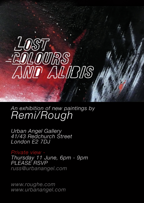Remi Rough Invite