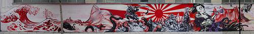 Probs Mr Wany HA Hokusai (click photo to see full sized). Photo by nolionsinengland
