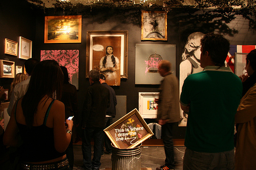 Banksy Room