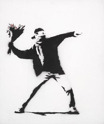 Banksy At Sotheby S Vandalog A Street Art Blog