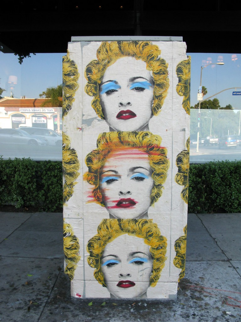mr brainwash madonna