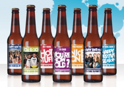 Vandalog – A Viral Art and Street Art Blog » Custom beer labels at ...