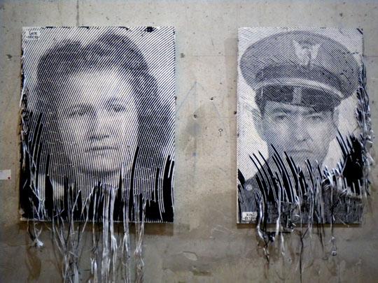 """Sten & Lex """"Poster Stencil"""""""