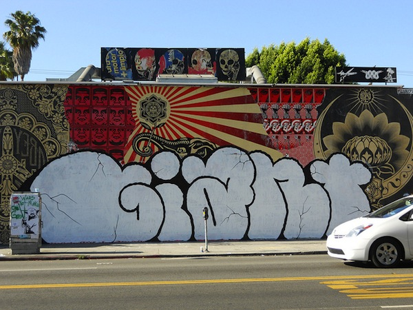 OBEY (Mike) Giant – Vandalog – A Street Art Blog