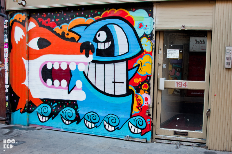 Pez, Penfold, and their colourful characters – Vandalog ...