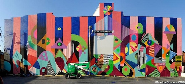 open walls baltimore – Vandalog – A Street Art Blog
