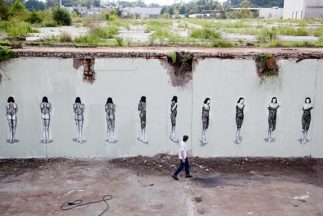 A Long Overdue Post Living Walls 2012 Vandalog Street Art Blog