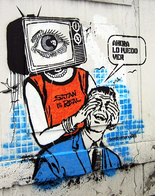 Calle esos ojos from bogota street art vandalog a street art blog daro jaramillo agudelo and antonio morales riveira the book also includes four stencil templates and 15 embossed collectible stickers maxwellsz