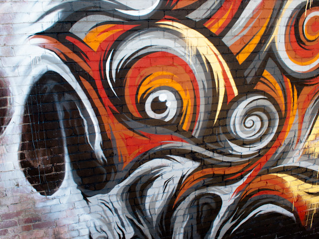 Order and Chaos - Rone and Meggs, Collingwood