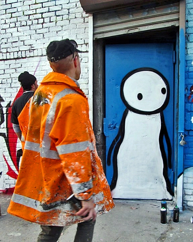 Stik at Bushwick Five Points