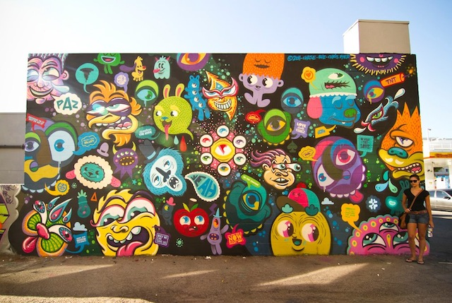 Chris Dyer, Chase, and Bue