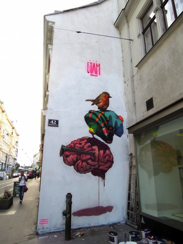 """Mind Trip"" Vienna, Austria, 2012"