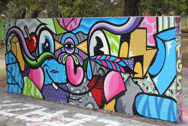 Mr. Penfold, Numskull, and Beastman in Sydney