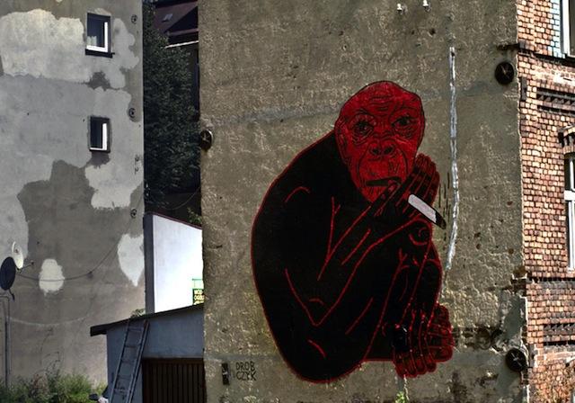 Drobczyk In Poland Vandalog A Street Art Blog