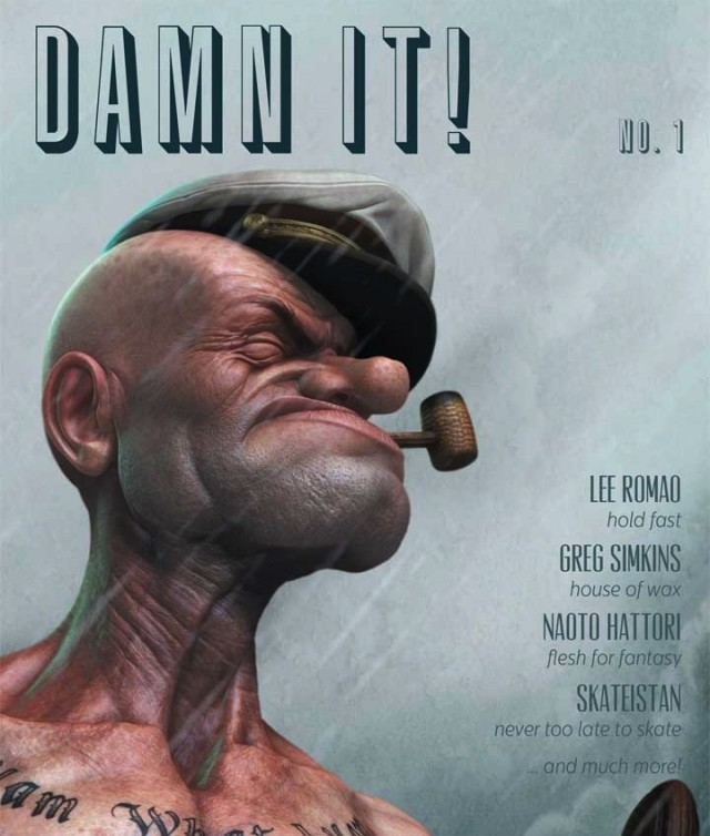 Damn It Magazine - Issue 1