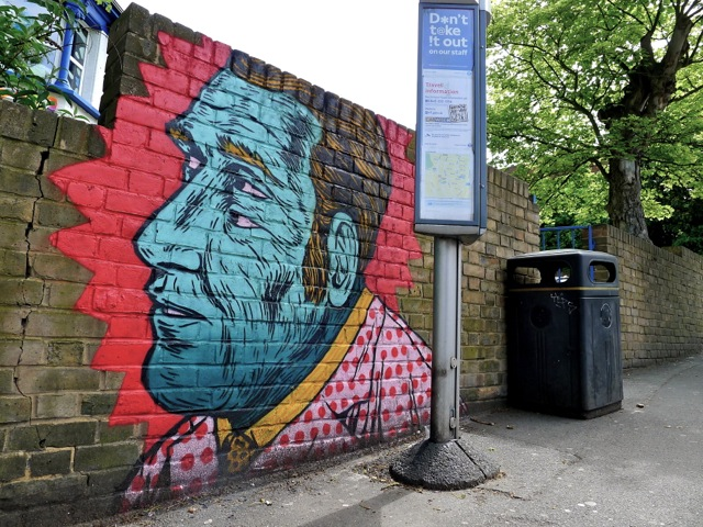 Broken Fingaz (Unga I think). Photo by RJ Rushmore.