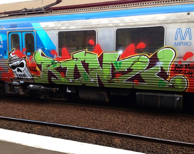 01 RUNZ - Photo via The Best of Melbourne Graffiti